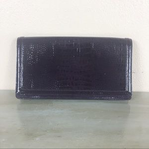 Banana Republic Leather Bag Clutch